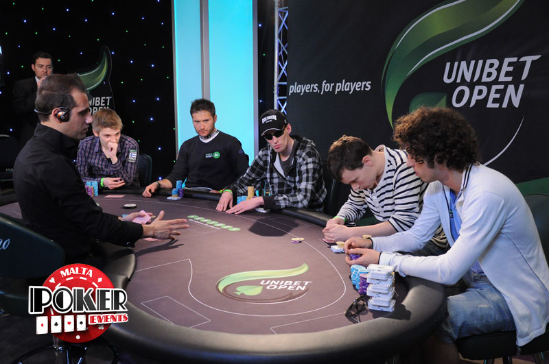 Unibet Open Malta 2011 Final Table