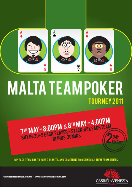 Malta Team Poker