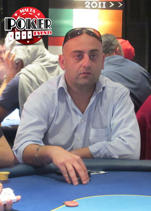 George Vella - 68,000 chips