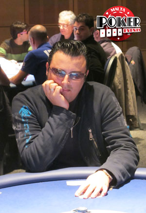 Gordon Mifsud - 61,000 chips