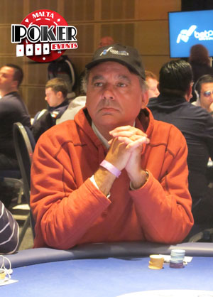 Keith Boniface Malta Poker Dream