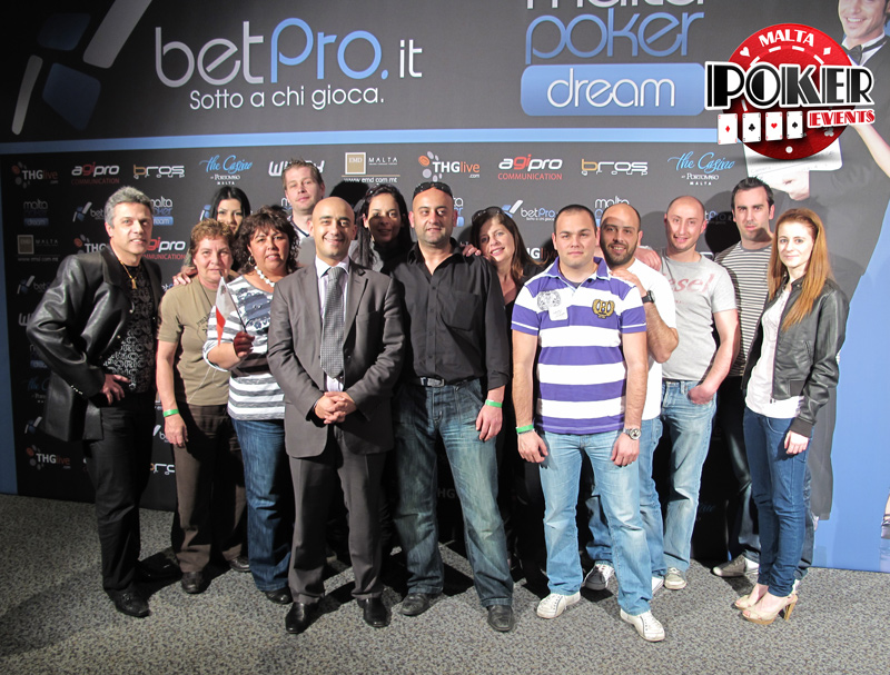 Malta Poker Supporters