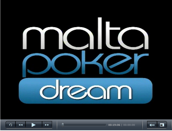Malta Poker Dream Stream