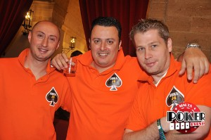 Team Poker - Vodka JB UP
