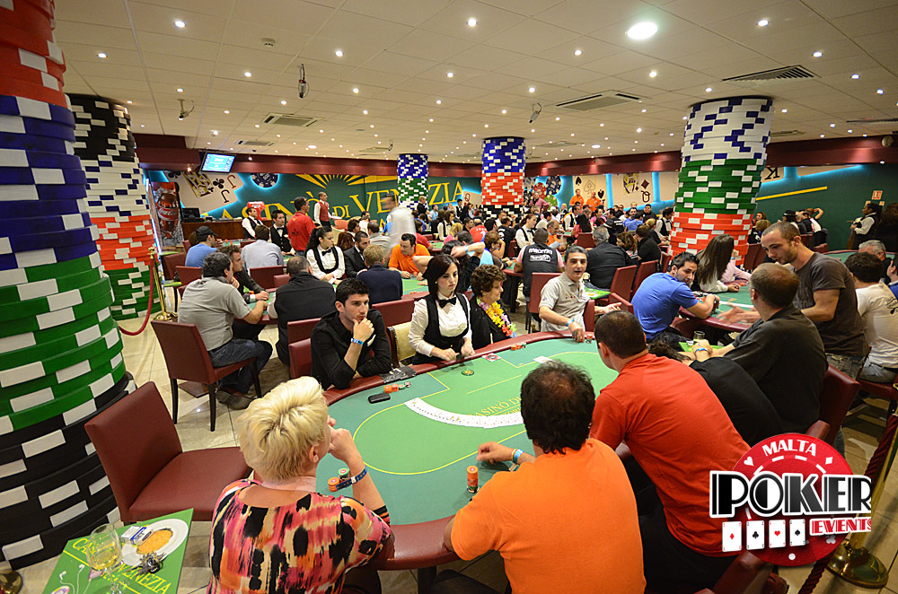 Malta Team Poker Casino di Venezia 